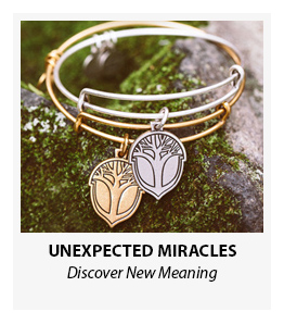 Alex and Ani The unexpected miracles collection