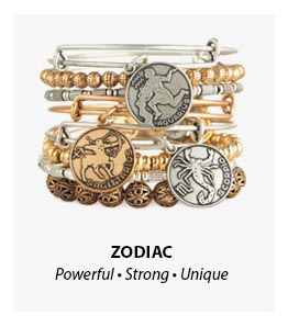 Alex and Ani Zodiac Collection