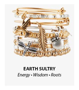 Alex and Ani Earth Sultry Collection
