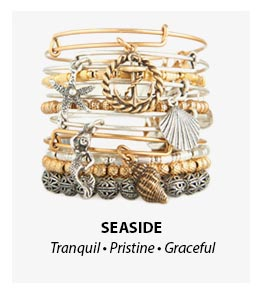 Alex and Ani Seaside Collection