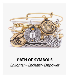 Alex and Ani Color Path of Symbols