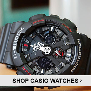 Casio Watches | Simply Jewels